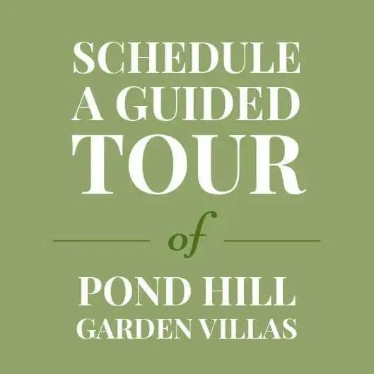 button schedual tour